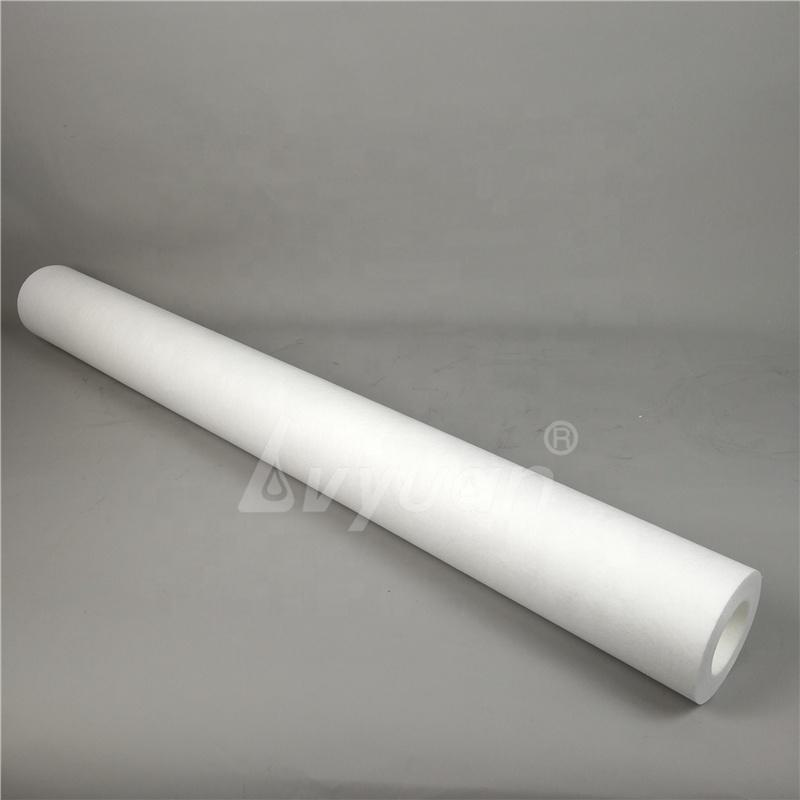 High Flow Jumbo/Slim PP PPF Water Filter Cartridge 5 micron for Waste/River/Sea/Well Water Pre-filtering
