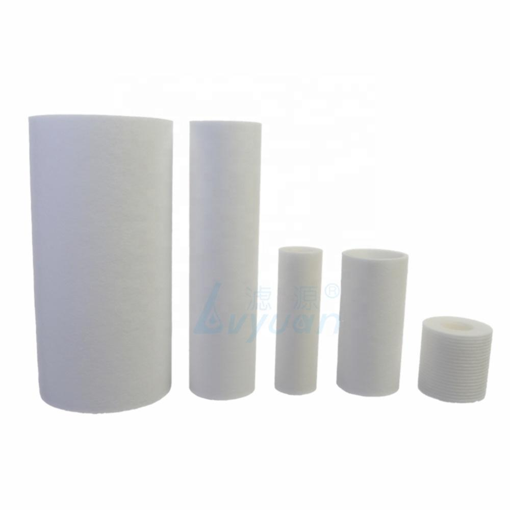 10 20 inch big blue housing filter cartridge for water filter 5 micron