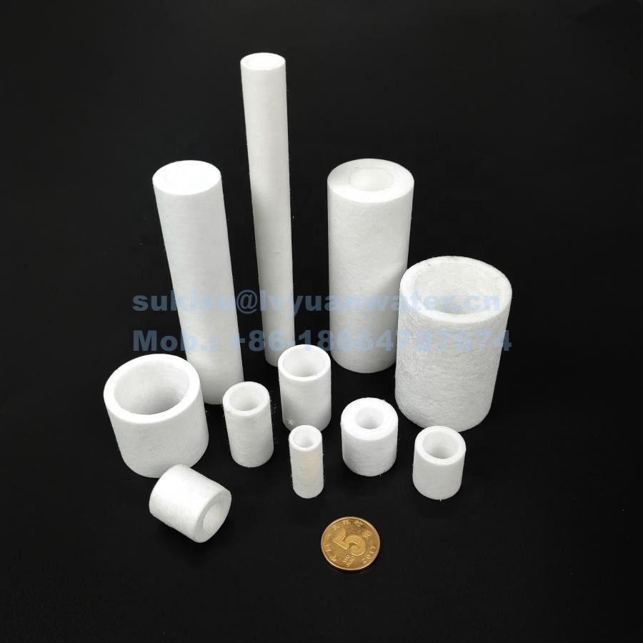 Factory Customization Micro Depth Filters Cartridge PP Spun Filter for Air dryer or Water Purification
