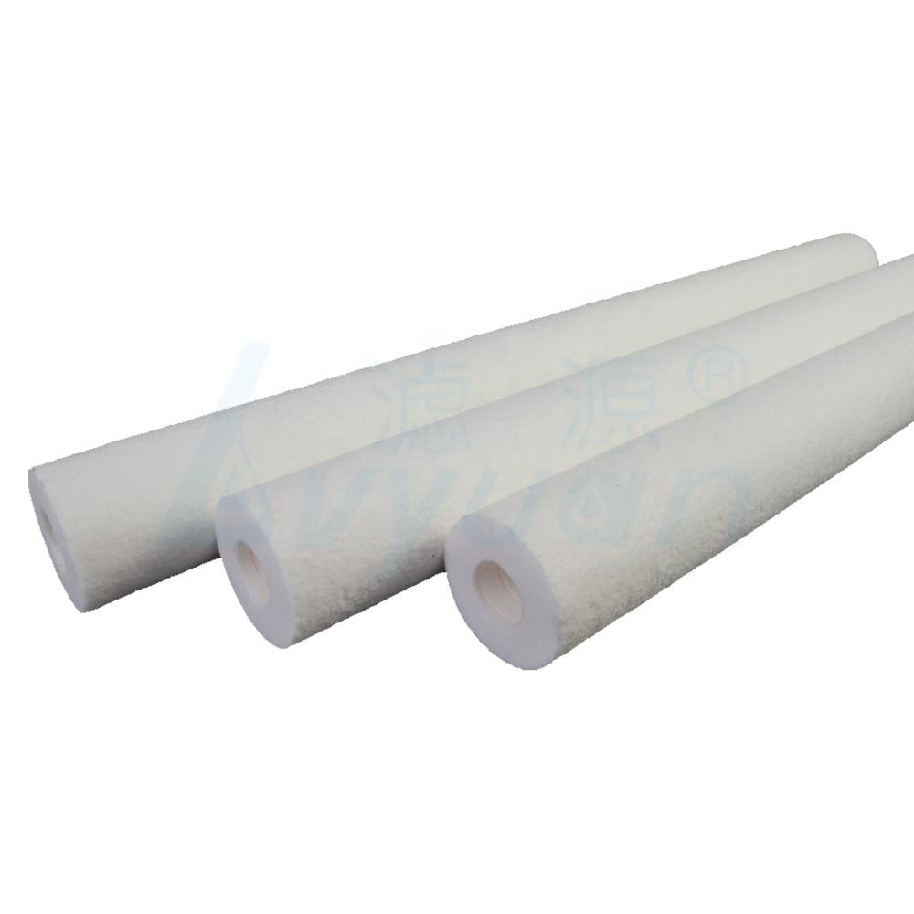 Good Quality PP Sediment 40 '' 5 micron Melt Blown Filter Water Cartridge 25 pcs/box
