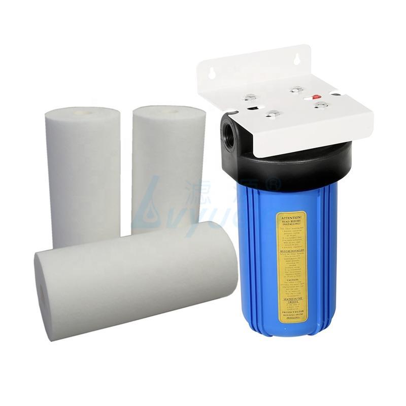 sediment filter housing with filtro de agua 20 pulgadas pp sedimentos for water purification