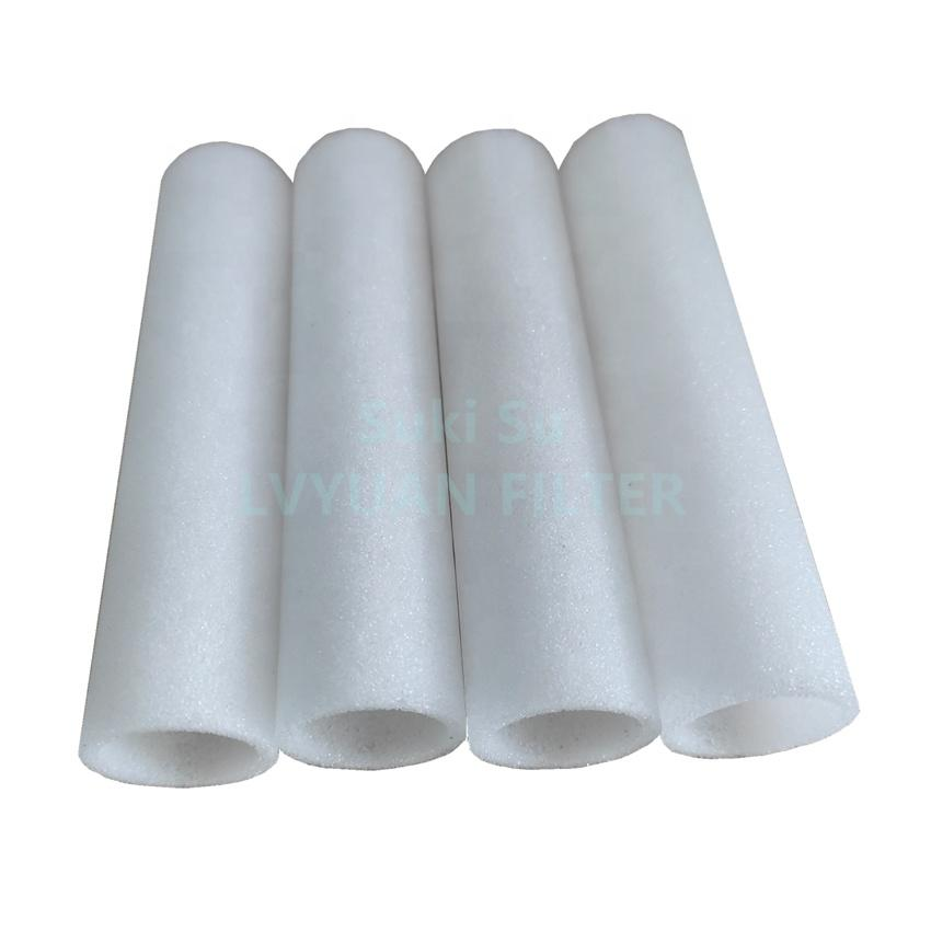 Industrial PPF water cartridge filter big blue 5 micronspolypropylene spun filter