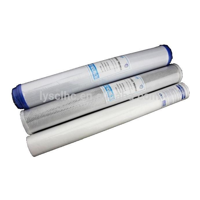 RO water filter parts 1st stage PP PPF sediment filter Cartridge with 1 5 micron