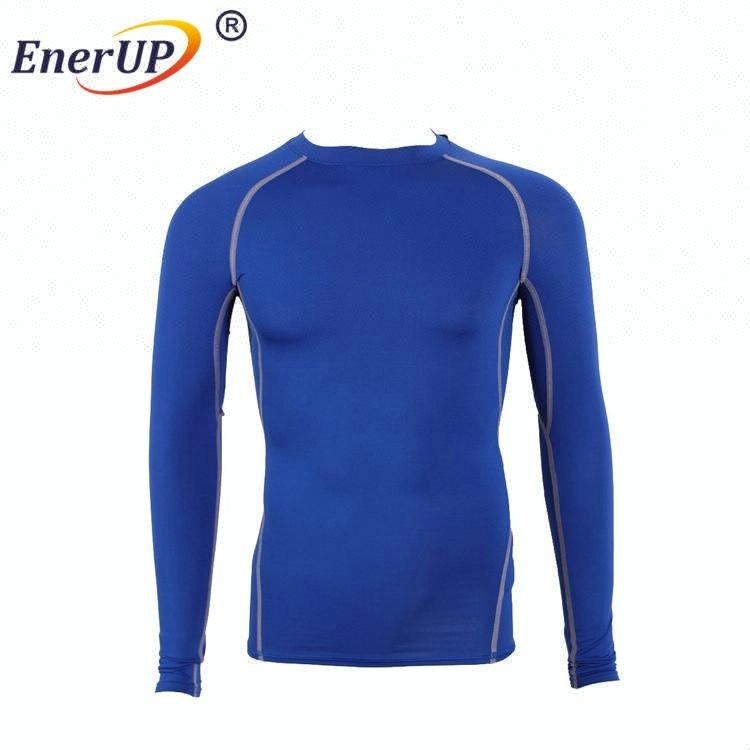 Popular selling Zinc and Copper Infused Compression Short Sleeve Women Run Shirt
