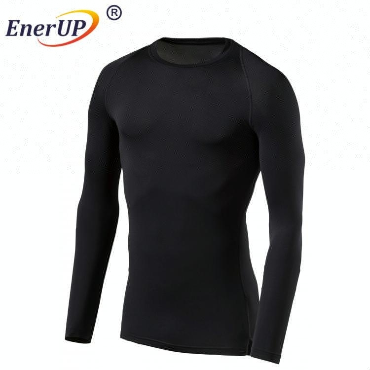 Copper Compression Custom half sleeve compression shirt