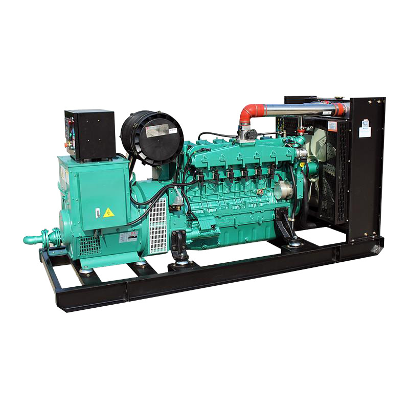 0.6m^3/kw.h Brushless Clean Energy Electric StartBiogas Generator For Sale
