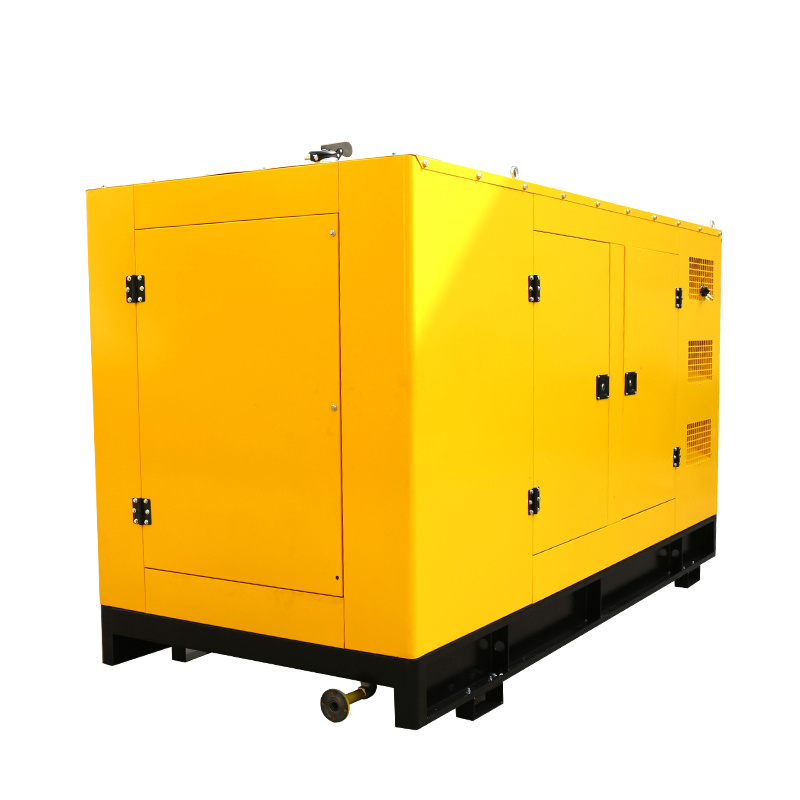 Home Use Customizable Biogas Generator Price For With Silent Canopy