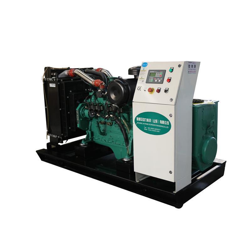 Biomass 400v/230v Water Cooling CE Approved Generator Biogas