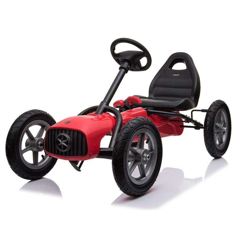 2019 Kids go kart pedal cars for kids ride on car