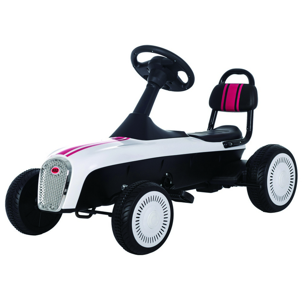 K02 Portable Remote Control Children Electric Go-Kart Car