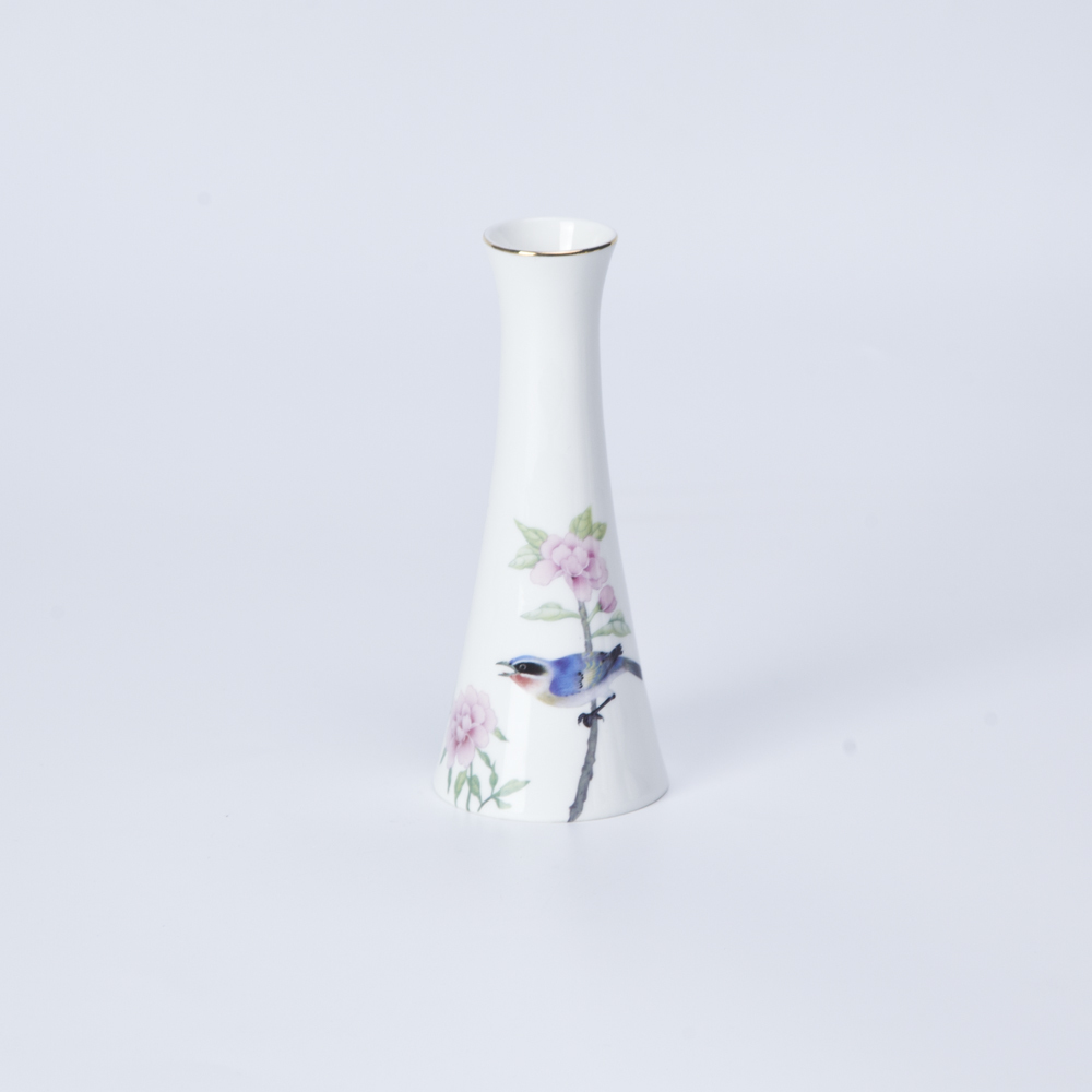 modern porcelain restaurant table flower vase luxury ceramic