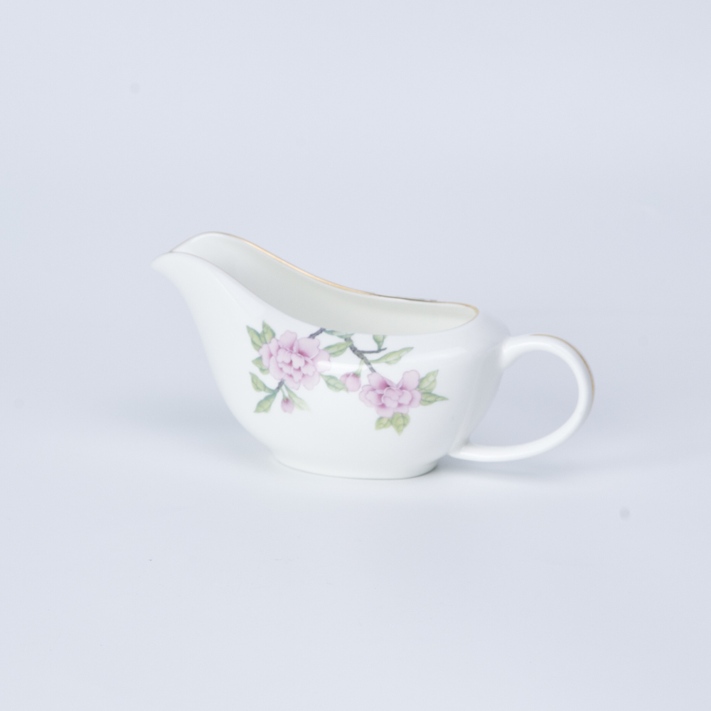 banquet hall crockery dinnerware sets accessories novelty ceramic sauce gravy boat