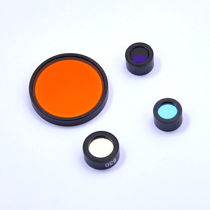 ir cut filter Optical bandpass filter with 650nm, 850nm, 940nm infrared customizable and coated filter