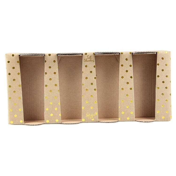customized small cardboard carton paper packaging box different size craft paper box