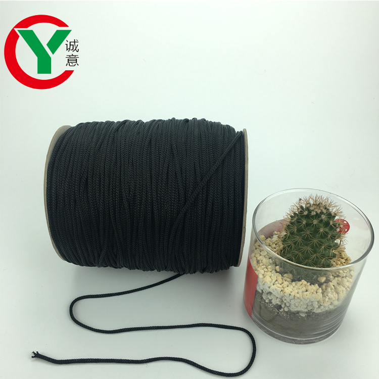 wholesale PET ropesfor crochet bag / customized3 ply Polyester cord cheapest price fromChina