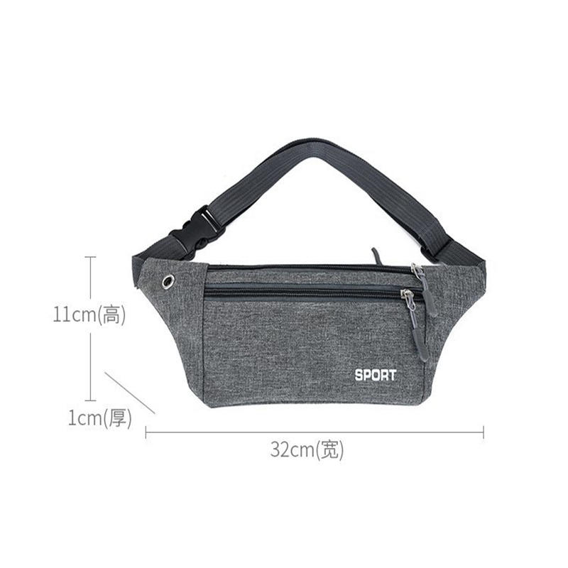 pack women waist bag sports travel pockets mobile phone pocket ladies designer belt Pack bags