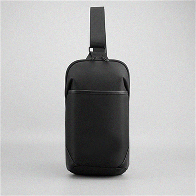 Men Anti-theft Crossbody Bags Male Waterproof USB Charging Chest Pack Short Trip Messenger Sling Bag Shoulder Chest Bag