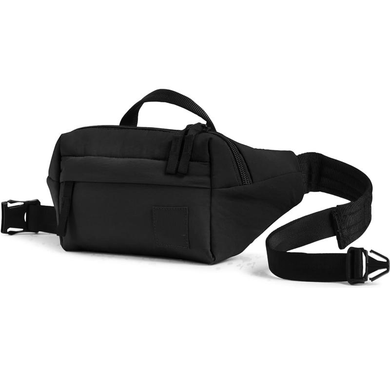 Fashion Men's Waist Bag Fanny Pack Crossbody Bags for Women Chest Belt Bag Travel Outdoor Man Packs High Quality Waterproof bag