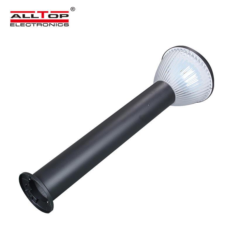 ALLTOP High quality 5w ip65 outdoor waterproof led solar garden lamp price