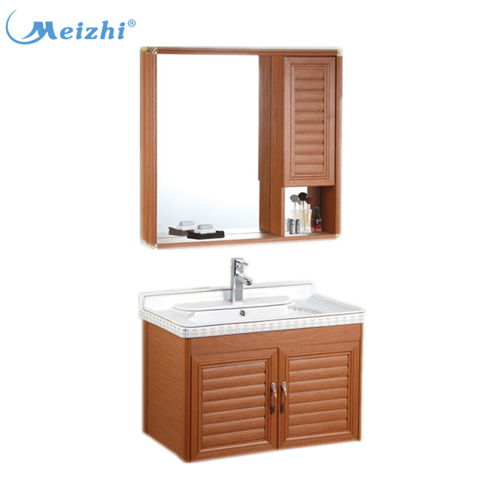 Aluminum Modern Style Selections Bathroom Vanities With Factory Price
