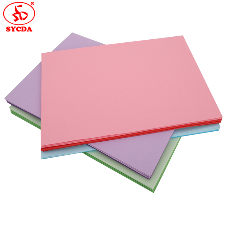 Colorful Offset Paper Sheets white coloful offset paper roll On Wholesale