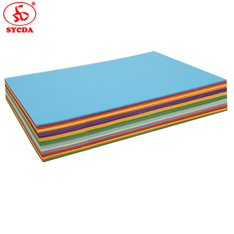 2017 most popular coloful offset printing master paper With Good Service