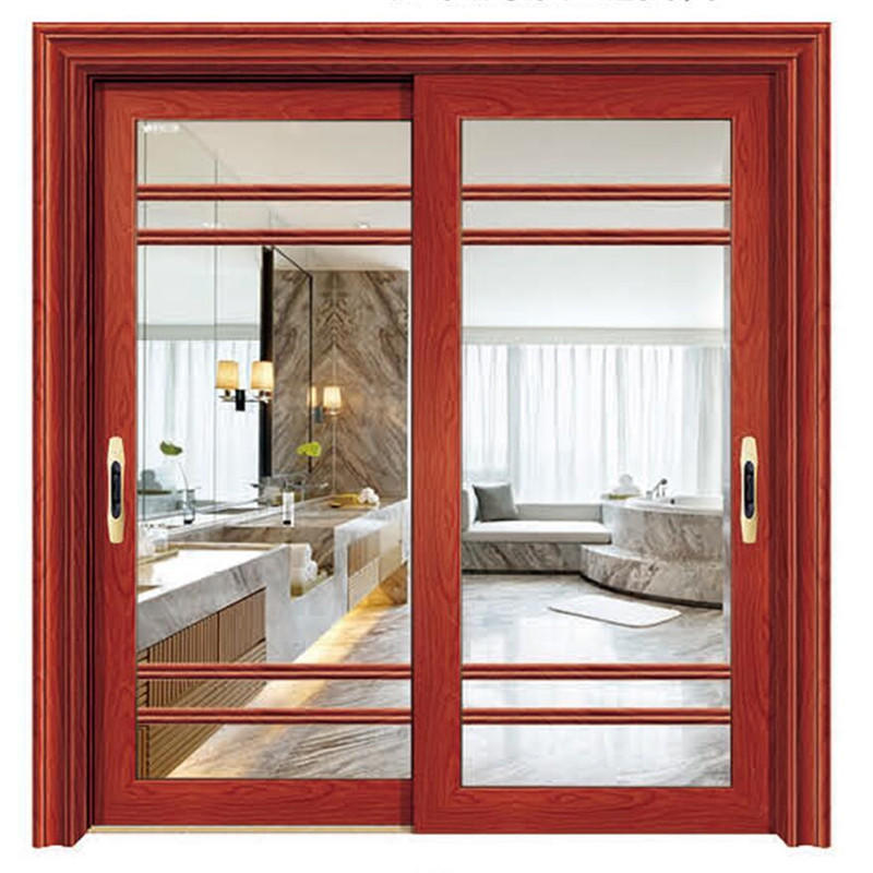 beautiful sliding window beautiful picture aluminum window and door from China