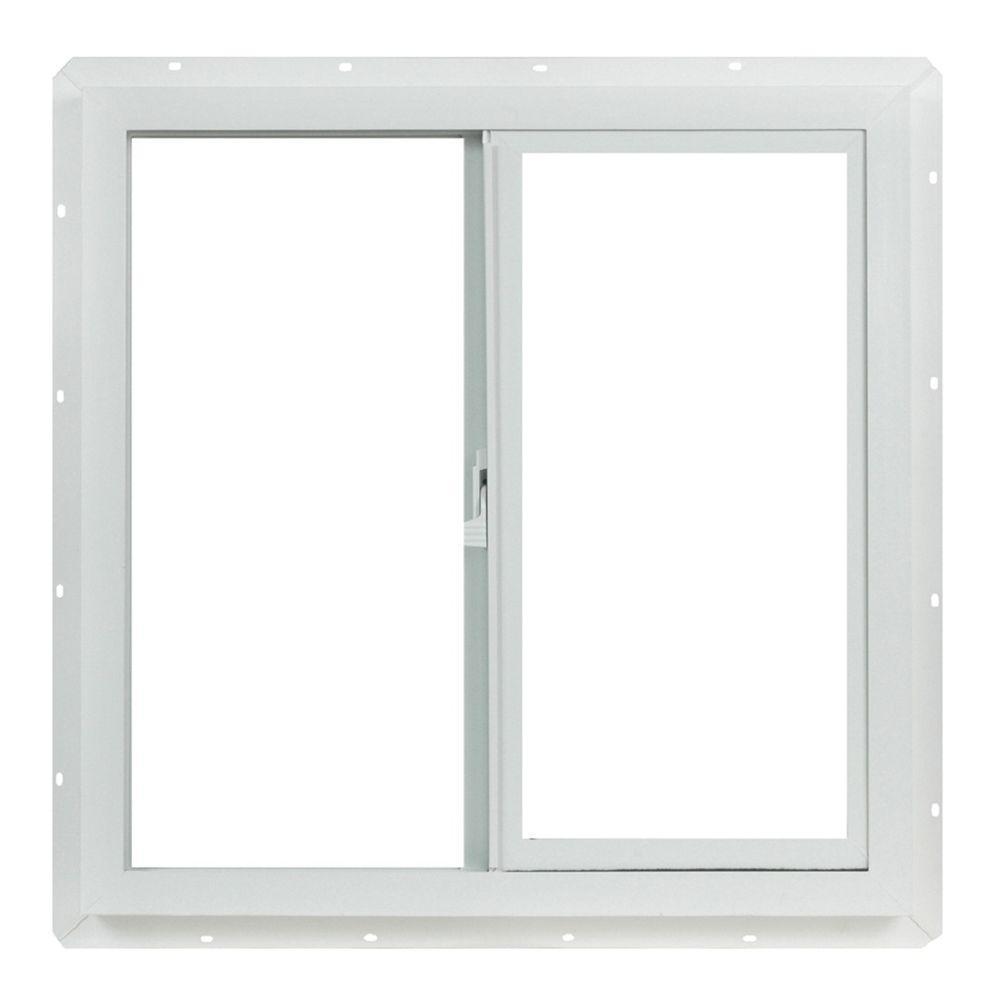 Aluminum Frame Powder Coating 1.4mm Profile Thickness High Quality Aluminum Sliding Window Manufacturer