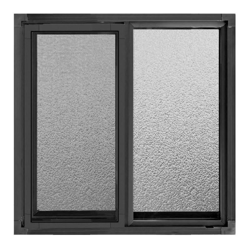customized aluminum sliding windows from China manufacturers