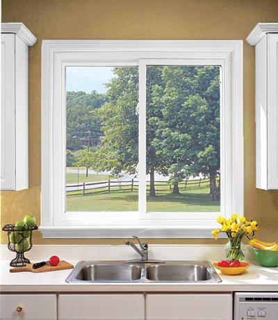Guangzhou Aluminum Frame Tempered Glass Thermal Break SlidingGlass Window