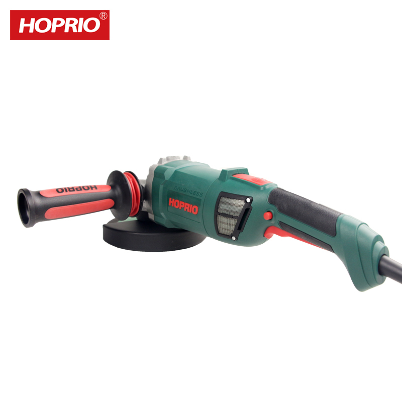 S1M-150YE3 6 INCH Heavy Duty 230V Brushless Top Quality Angle Grinder