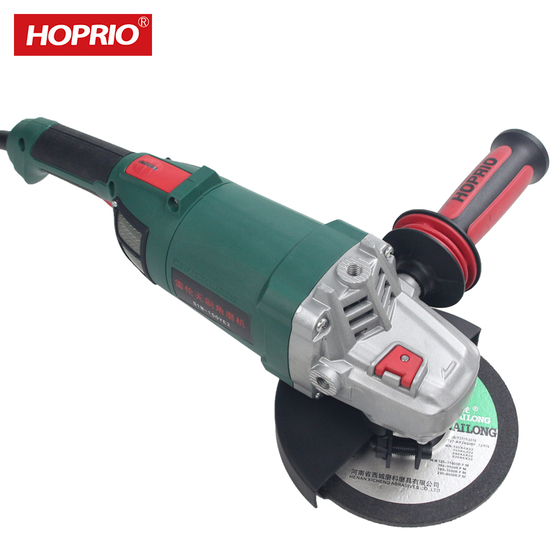 150mm 6 Inch Big Power 3000W Electric Brushless Angle Grinder Power Tools Cutting Grinding Polishing Machine