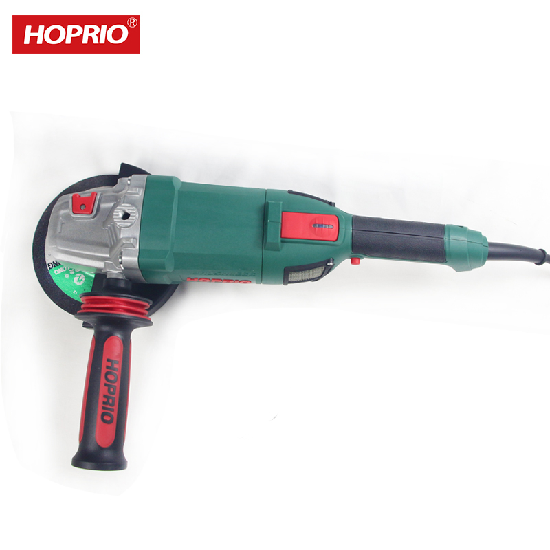Chinahigh efficiency manualangle grinder power tools