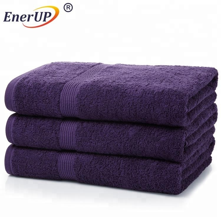 black microfiber fabric yard bath towels set for bathroom