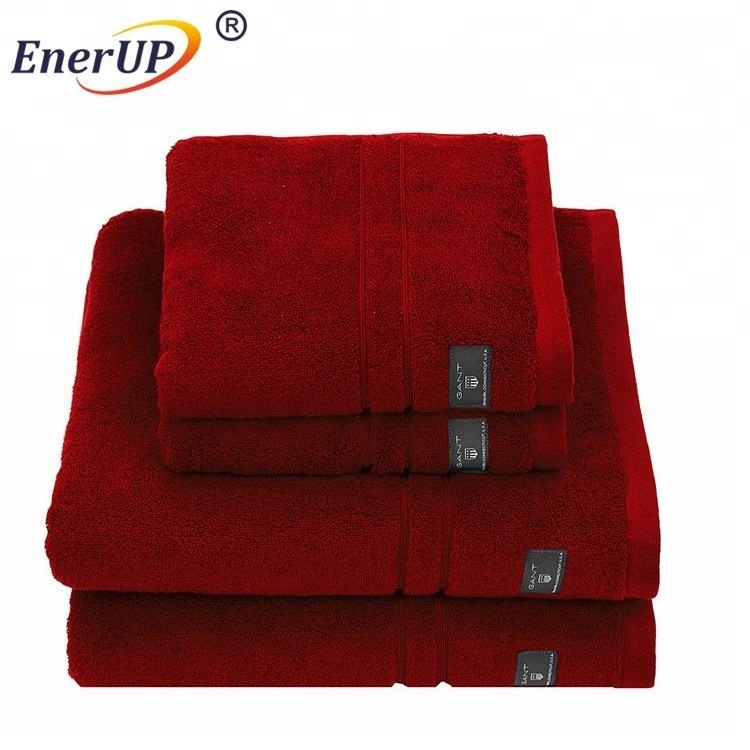 microfiber sport towel for outdoor travel usage with logo