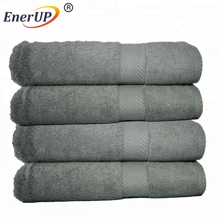 commercial cotton egyptian yarn hand bath towels sets