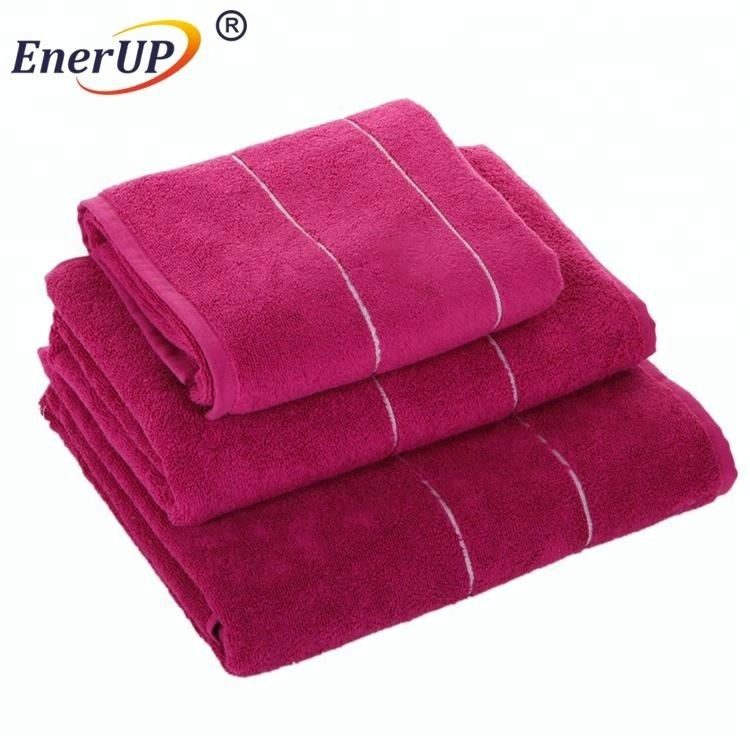 cotton bamboo bath copper fiber towel made in China