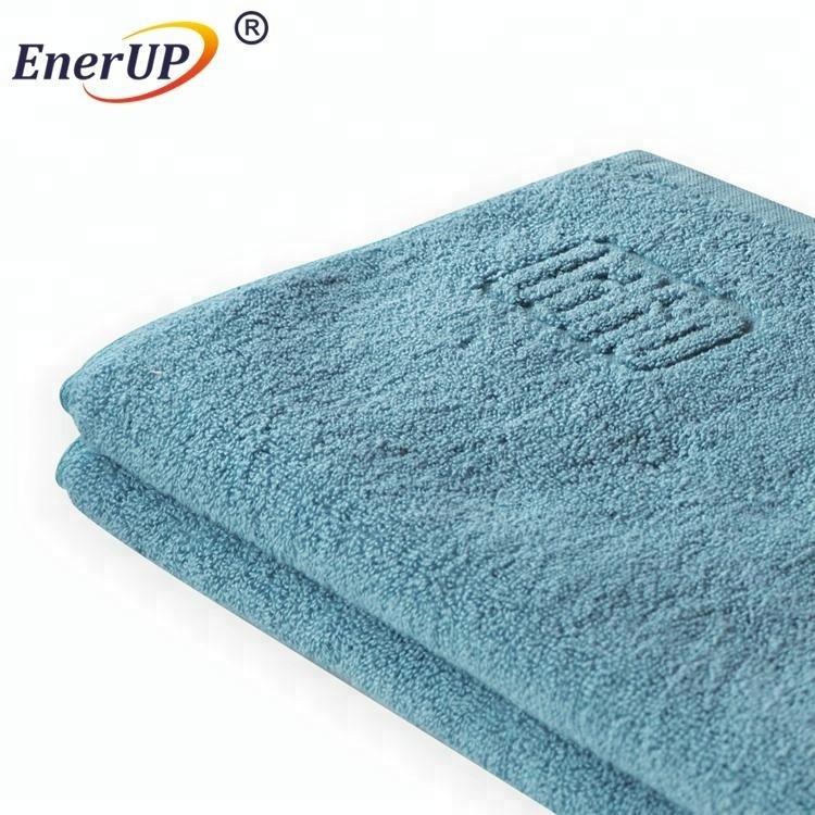 100% cotton microfiber white color 10x10 hotel bath towels