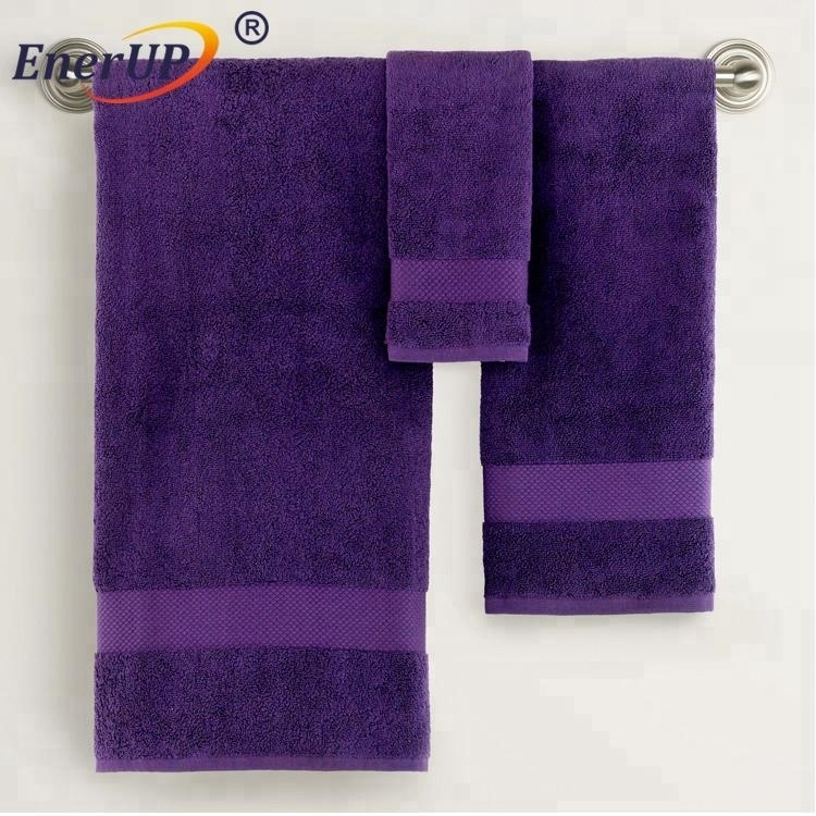 wholesale custom microfiber used bath towels