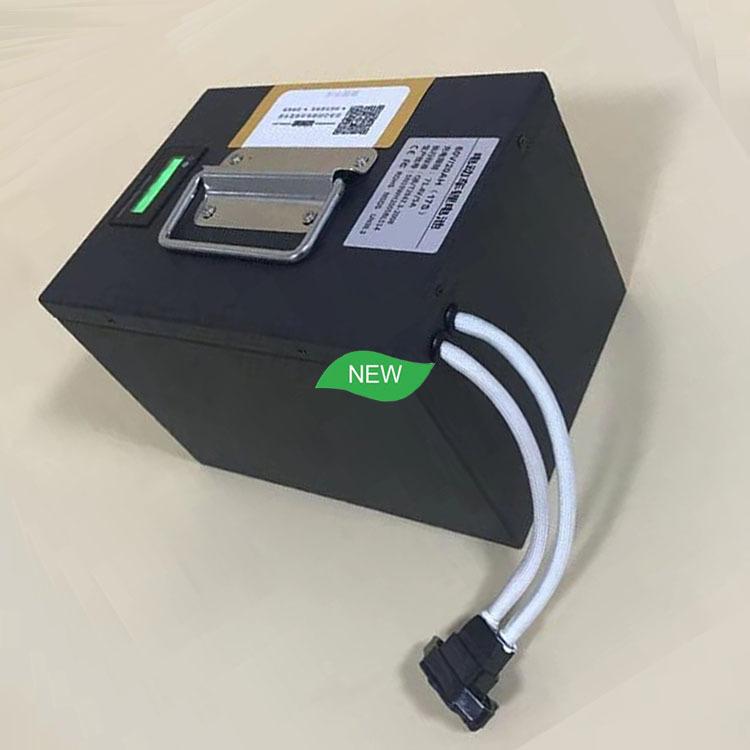 ShenZhen Factory Maintenance Free lithium ion car battery 60v 50ah