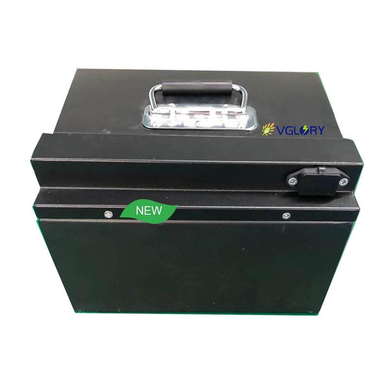 OEM Custom capacity accepted 60v lithium battery pack 60v 12ah