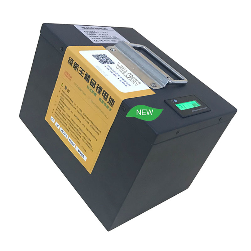 intelligent Protection lithium battery deep cycle factory price