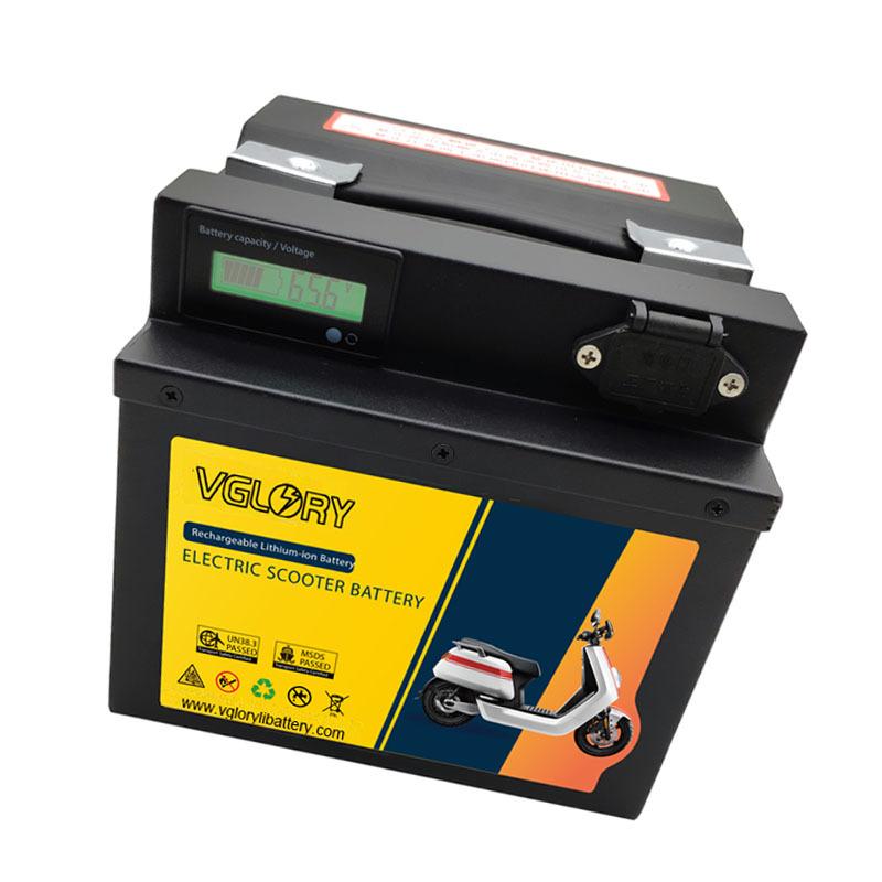 China Wholesale Good consistency Li-ion lithium batteries battery 60v 20ah