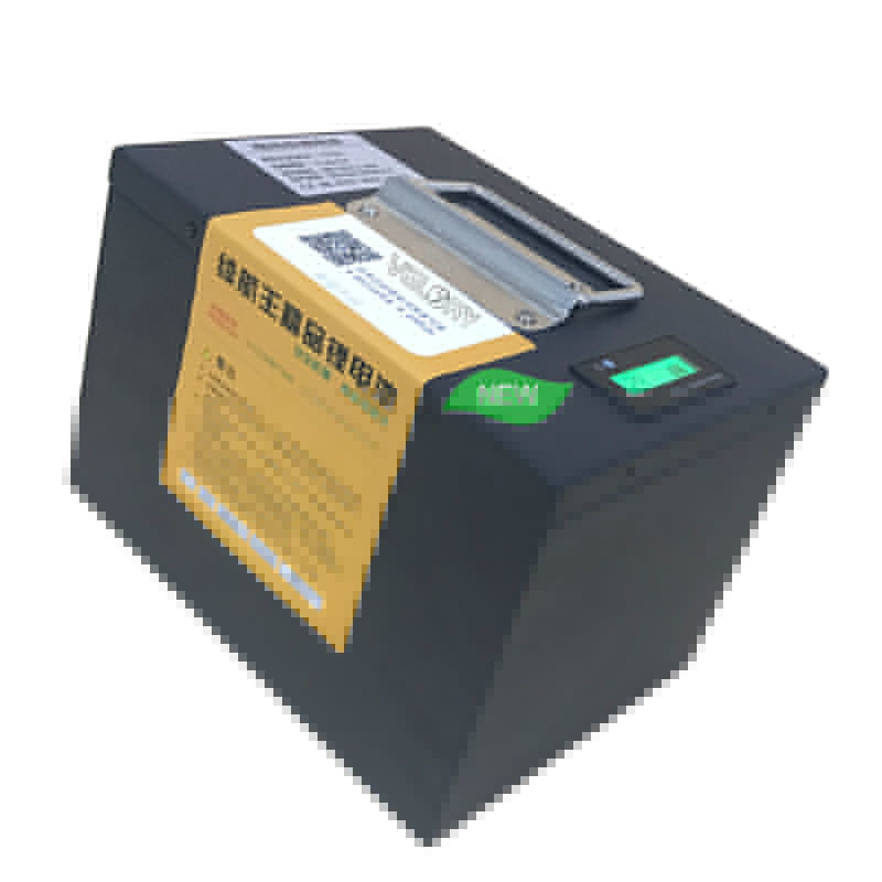 Free Maintenance light weight 12v 100ah the shenzhen rechargeable lithium battery