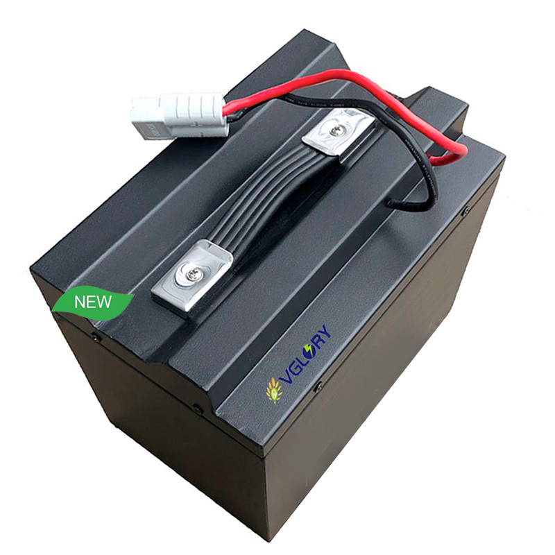 Economically and conveniently 18650 rechargeable lithium ion battery pack 60v25ah