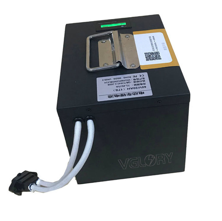 Powerful Performance 48v lithium battery pack