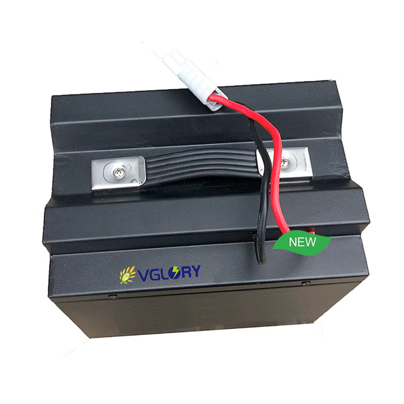 With short circuit protection lithium li ion battery 60v 12ah