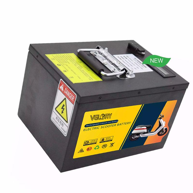 OEM Custom capacity accept battery of lithium 60v 12ah