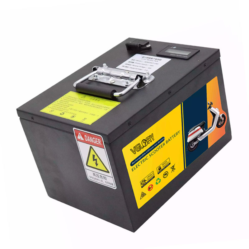 Strong discharge ability 60v lithium battery 60v24ah