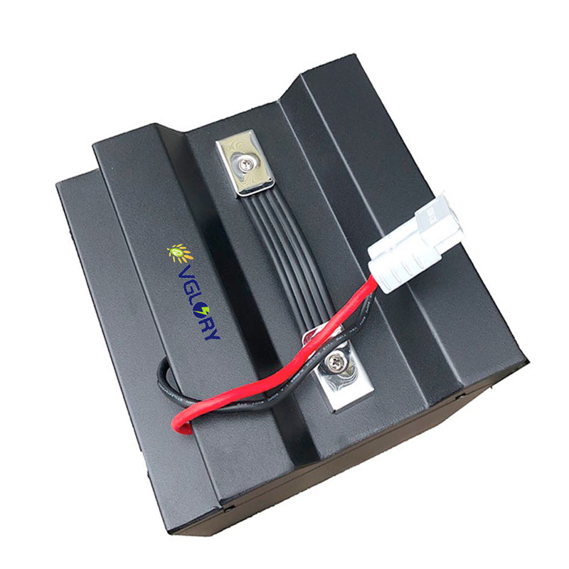 Good Voltage performance lithium battery scooter 60v 12ah